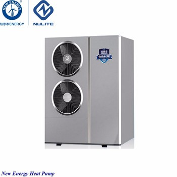 -25C low temperature running floor heating heat pump