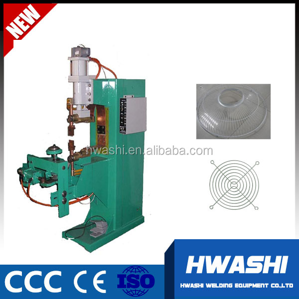 HWASHI Newest Fan Guard Making Machine for Middle Ring