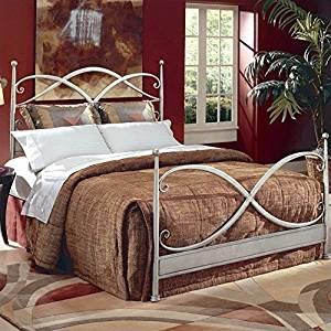 Merveilleux Get Quotations · Largo Furniture Cutlass Bed In German Silver   King