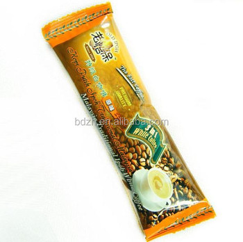 Laminated Color Printed Granola Bar Film Wrappers