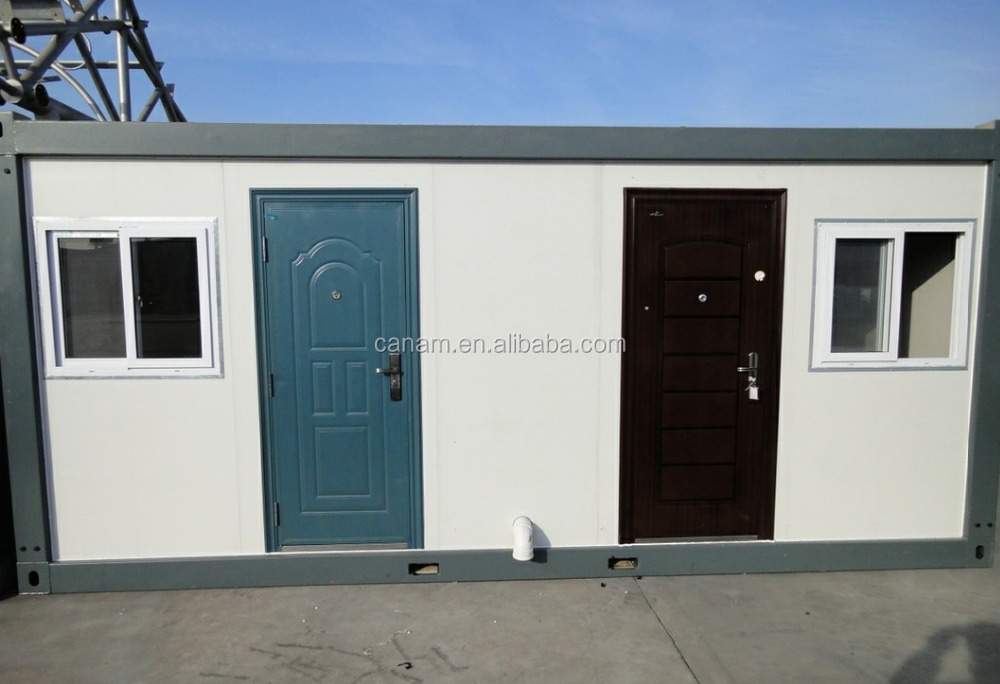 Good Strength Prefabricated Recyclable Portable Dressing Room