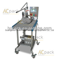 Manual Bag In Box filling machine for water