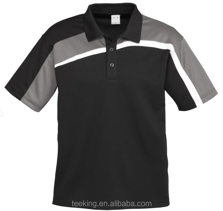 Custom School Uniform Quick Dry Training Polo Shirts