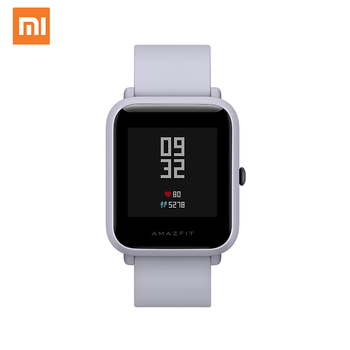 International Version Original Xiaomi Amazfit Bip Huami Smart Watch Youth Lite IP68 GPS Heart Rate