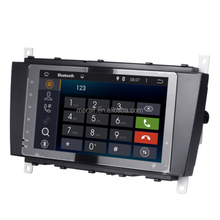 RK Android 8.1 Mobil <span class=keywords><strong>Dvd</strong></span> Player untuk Mercedes Benz C Class W203/S203/C180/C200/CLK /C209/W209/C208/W209/C208/W208 GPS <span class=keywords><strong>DVD</strong></span> Bt