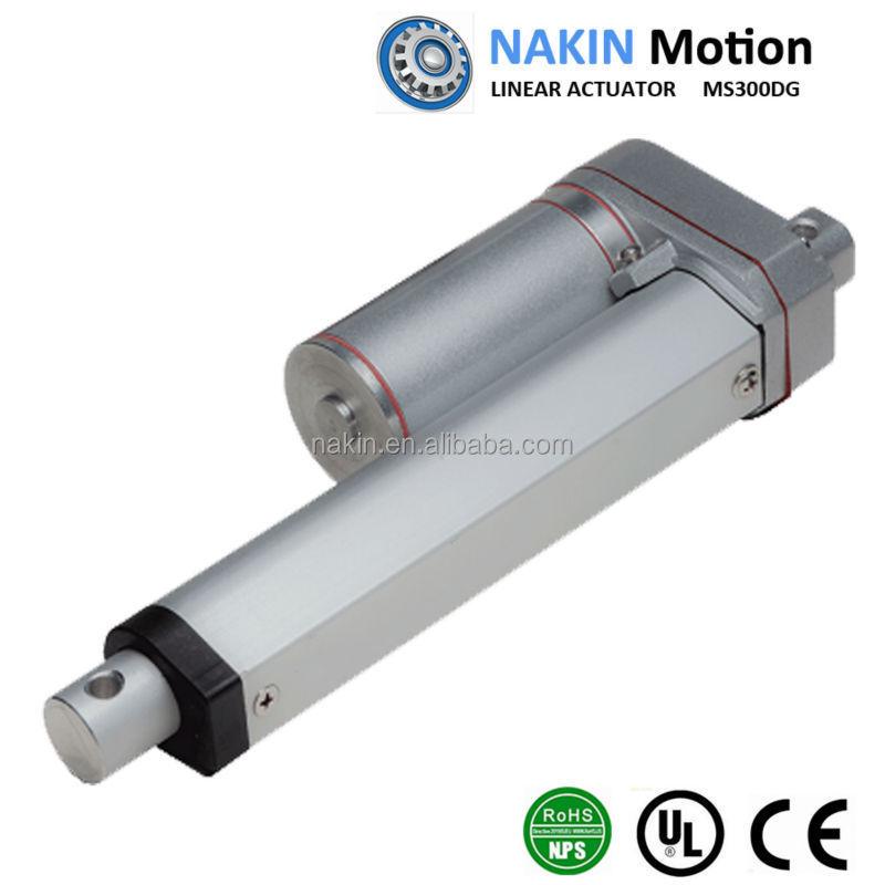 Dc Motor Waterproof Ip65 Linear Actuator With