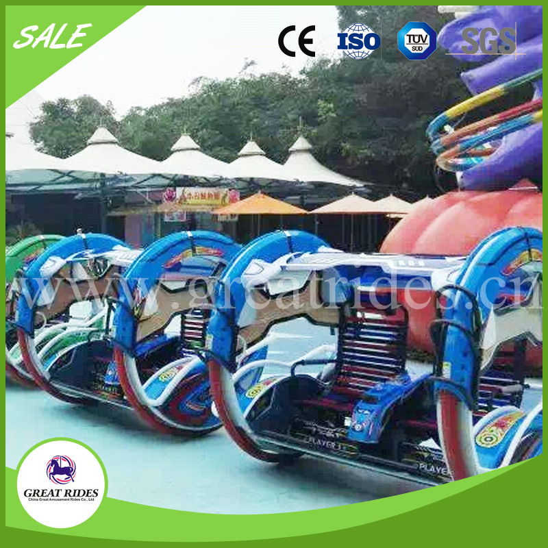 Unique design amusement park happy swing car kiddie rides for sale