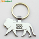 Fashion 3D Animals Key Chain Ring Accessories