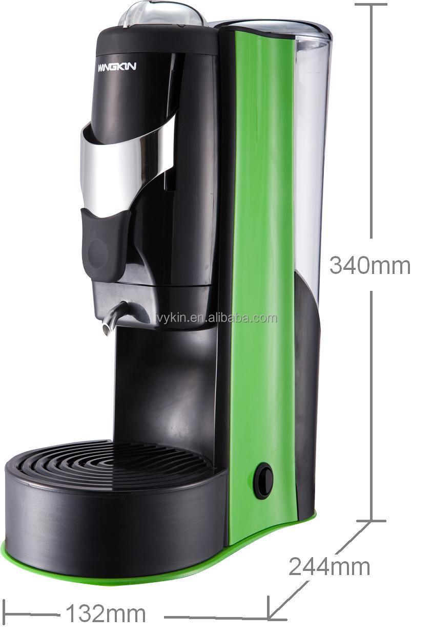 Electronic Ese Pod Coffee Machine ese pod coffee machine15 bar espresso machinebest machine for home