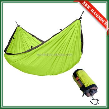 Ultra Light Parachute Silk And Travel Nylon Folding Covered Hammock   Buy Covered  Hammock,Folding Covered Hammock,Parachute Covered Hammock Product On ...