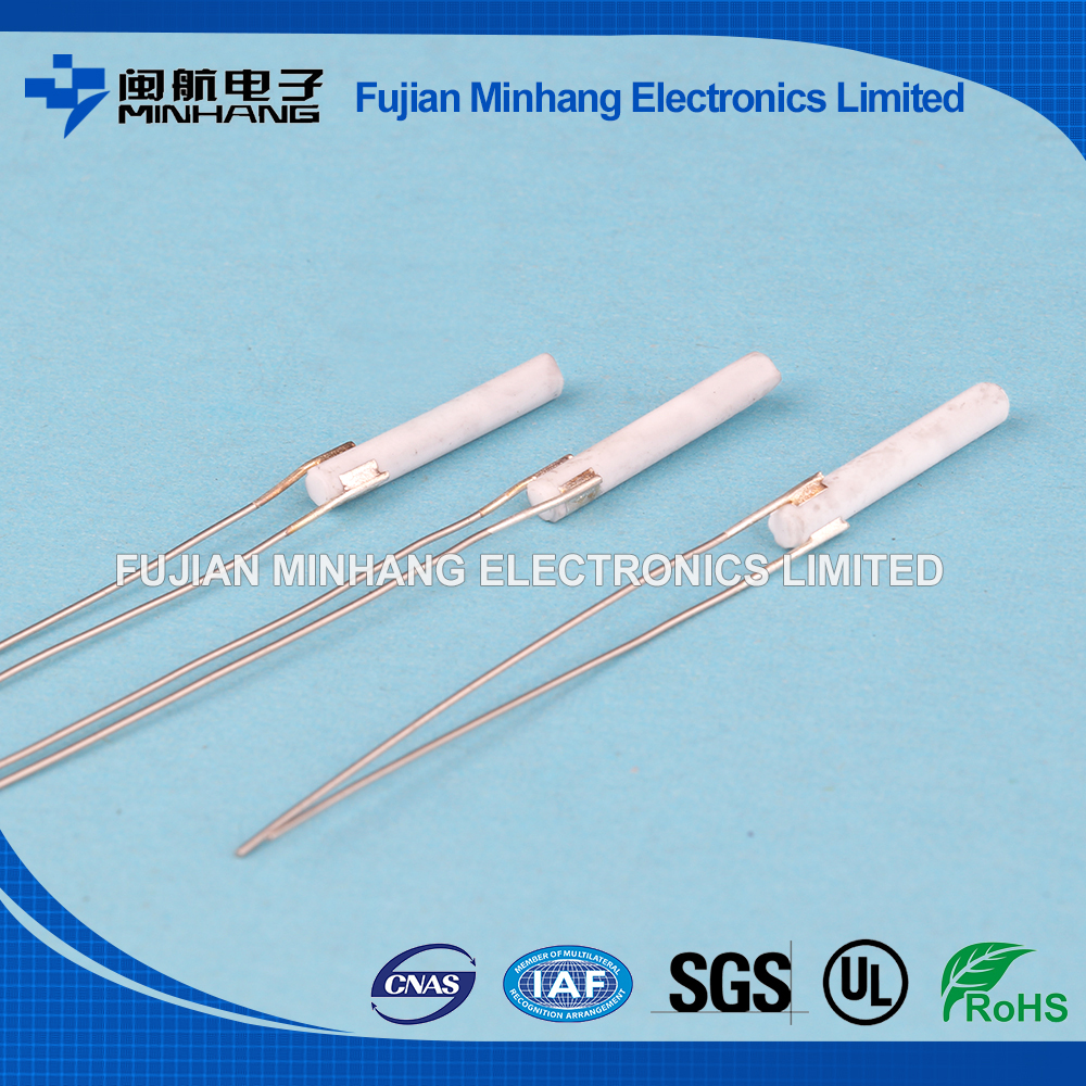 3,4,5,6,10mm Ceramic heater rod widely use on heating industry
