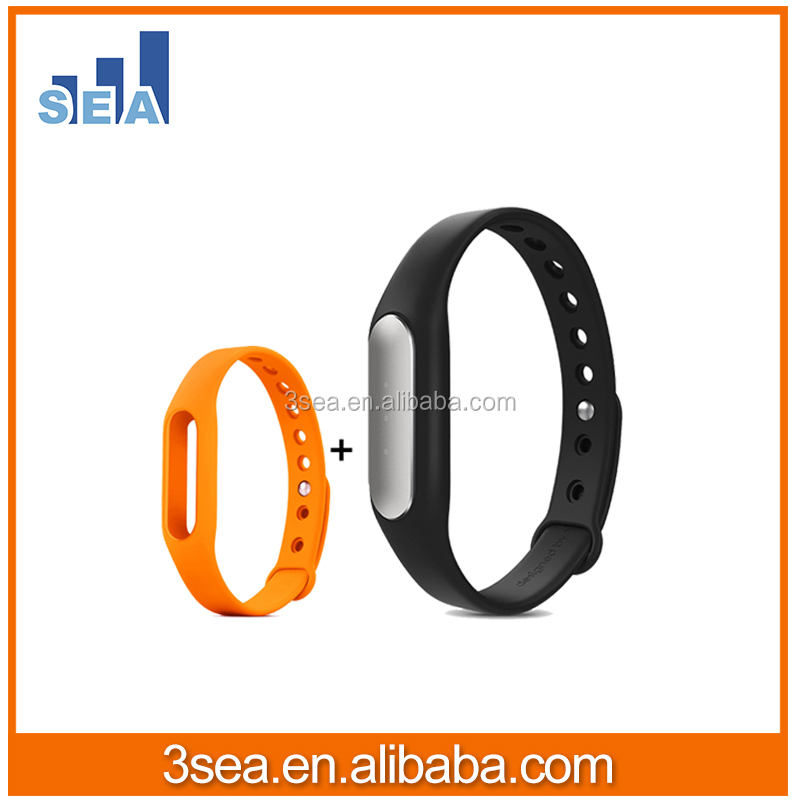 Wholesale xiaomi band bracelet Bluetooth Waterproof IP67 fitness smart bracelet health sleep monitoring, xiaomi mi band