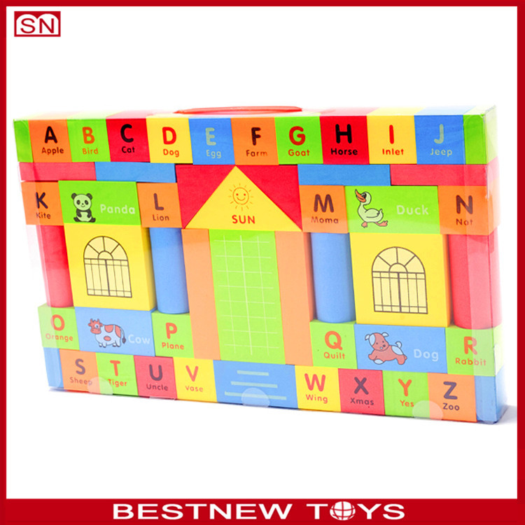 Hot item kids early learning large foam building blocks