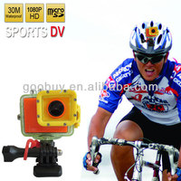 portable handheld waterproof action happy DV camcorder