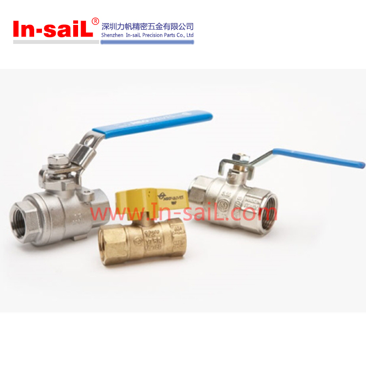 China Hardware Supplier Angle Brass Needle Valve Gas Water Stop ...