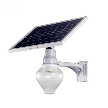 Solar Peach Light Outdoor Waterproof Integrated Solar Street Light 6W9W15W Home Garden Landscape Wall Light PV-DG8809