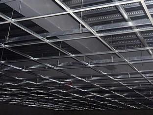 Suspended Ceiling Grid Galvanized Steel Joist Hangers