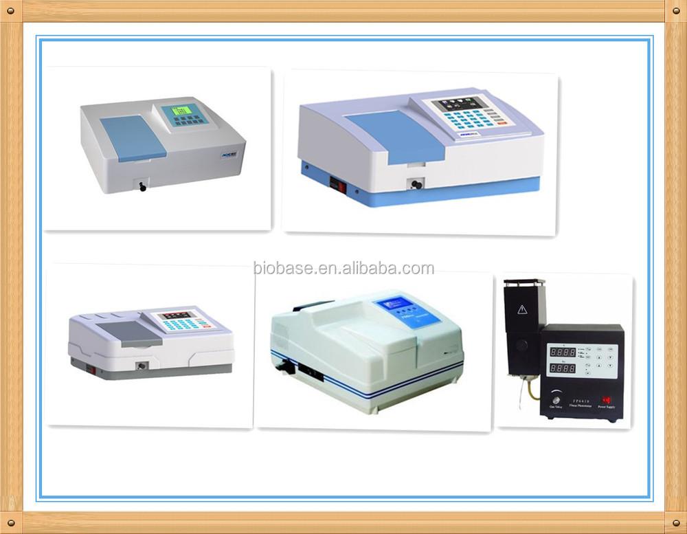 Biobase Bk Uv1600 Single Beam Uv Vis Spectrophotometer Uv