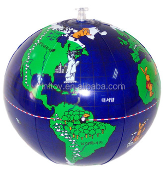 Custom plastic map of the world ball inflatable beach globe ball custom plastic map of the world ball inflatable beach globe ball gumiabroncs Images
