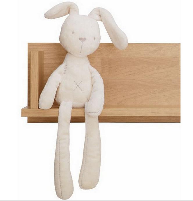 Cute Baby Soft Plush Toys Mini Stuffed Animals Kids Baby Toys Smooth Sleeping Rabbit Doll