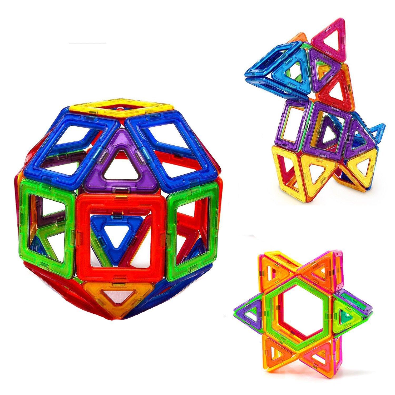 30 Pcs Magnetic Building Blocks Kids Building Tile Set for Imagination