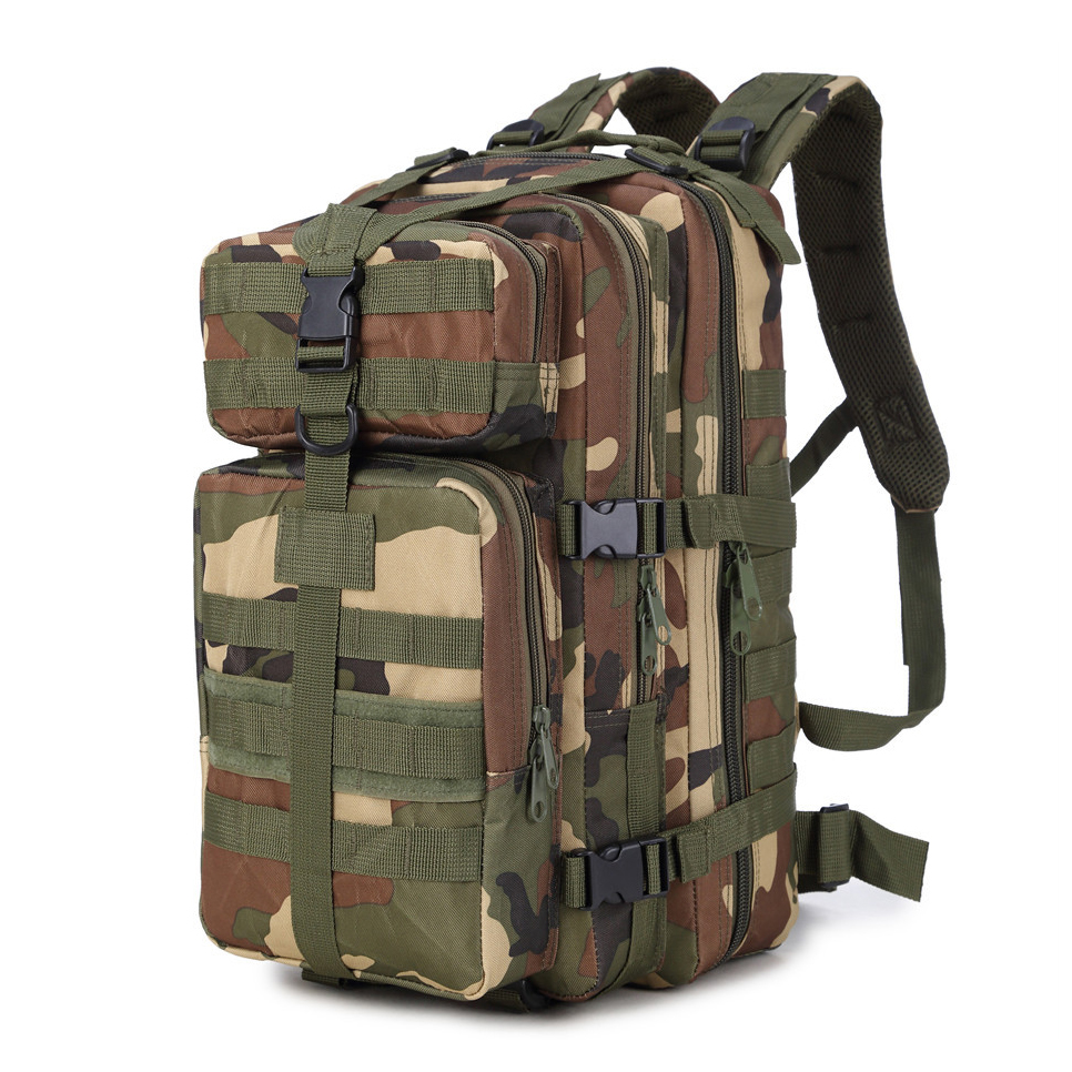 OEM factory customized durable Waterproof military backpack bags