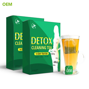 China14 28day Beauty Body Cleanse Chinese Slimming Private Label Fit Tea Detox Dropshipping Easy Slim Best Weight Loss Detox Tea