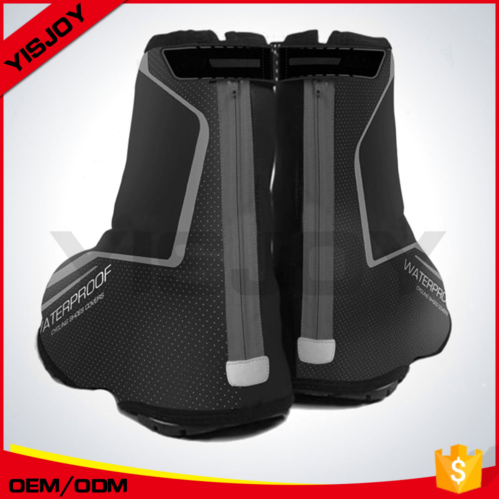 Best design waterproof disposable cycling shoe covers