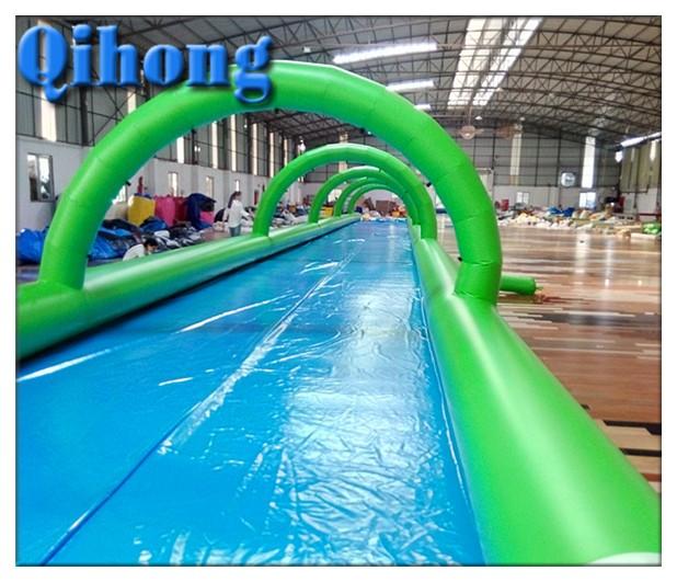 New design factory outlet custom 1000 ft slip n slide for Slide design outlet