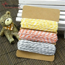 New hot sell eco friendly recycled cotton rope
