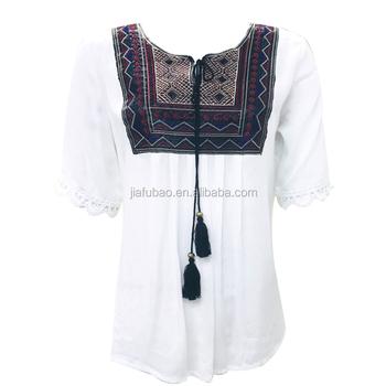 Fb  Design Clothes   Item Fb0117 White Color 2018 Lady Apparel Clothes Latest Fashion