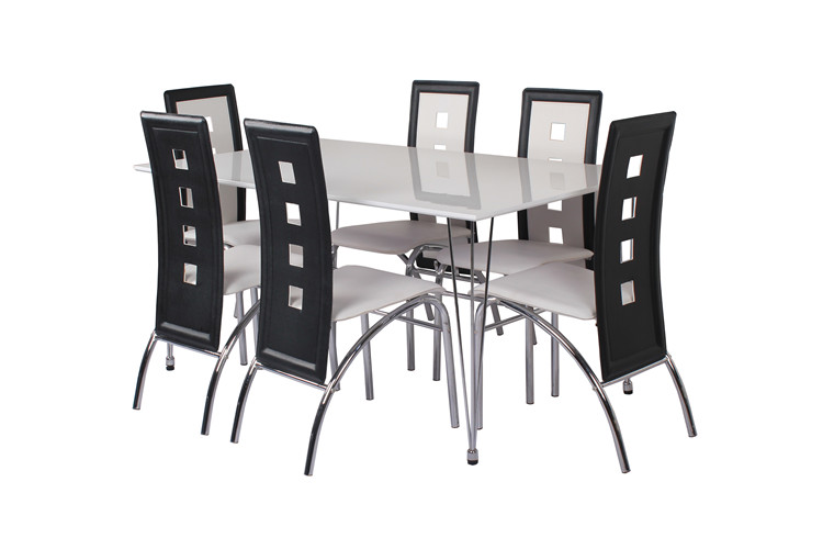 Hot Sale Modern Flexible Dining Tables And Chairs Buy