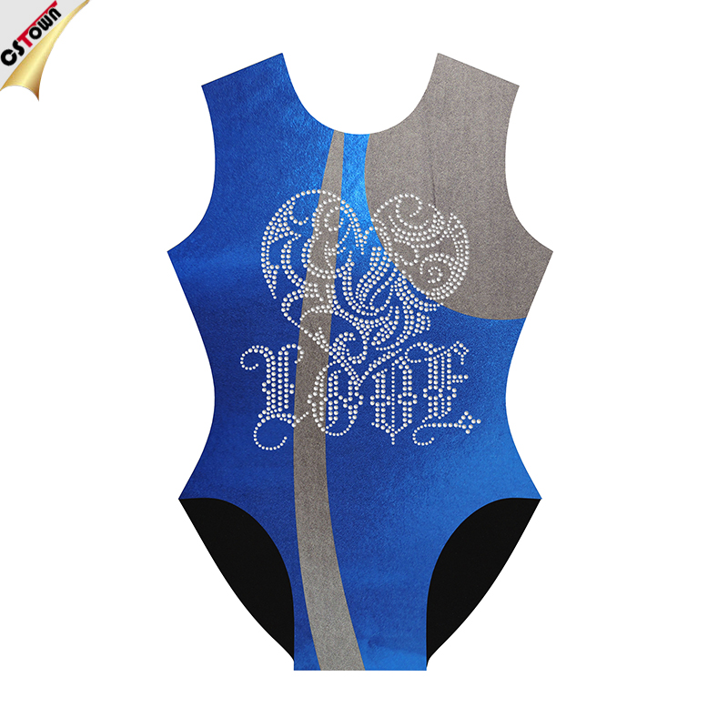 Royal Blue full body unitard pink sunshine green leotard women