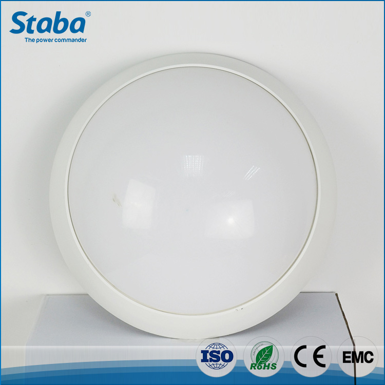Zhongshan 3.6V 4 to18W led surface ceiling lamp with emergency ip65
