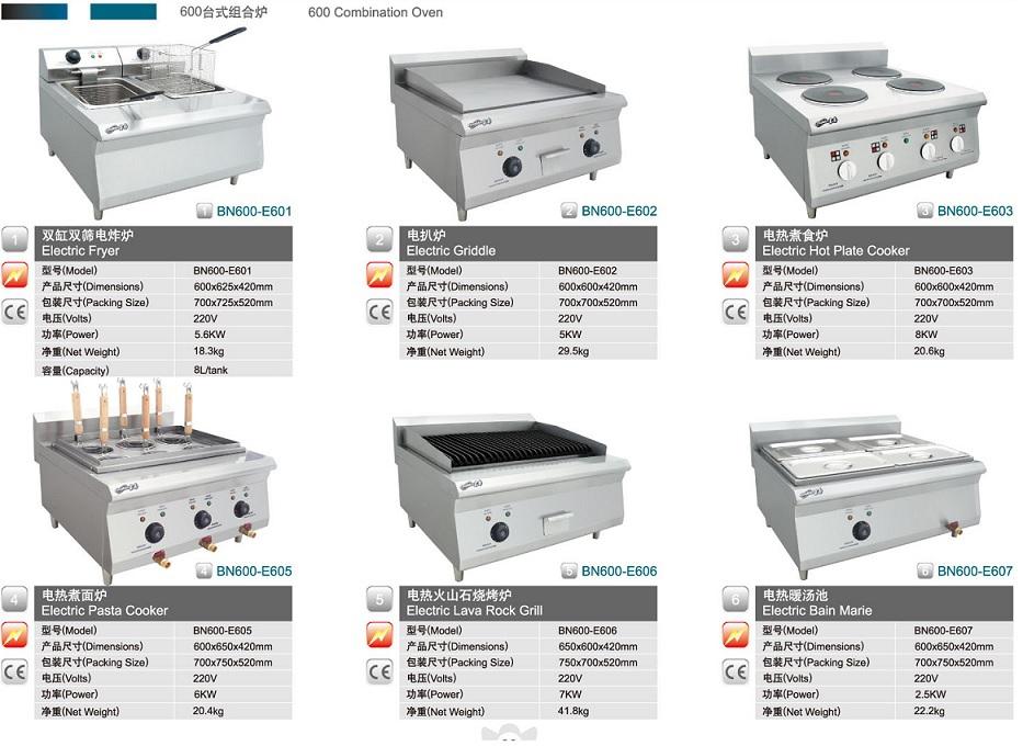 Cosbao Professional Kitchen Factory Equipment Restaurant/ Industrial ...