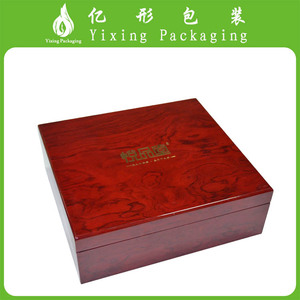 Home furniture factory direct sale wood decorative wholesale box