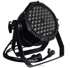 Waterproof RGBW Par Can LED High Power Par Lamp 3W* 54Ppcs Par Light