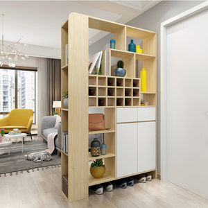 Newest Design Divider Buffet Living Room Partition Cabinet For Wine Display  Modern Style Furniture