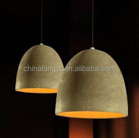 phantasie pendelleuchte beleuchtung f r hohe decken beton. Black Bedroom Furniture Sets. Home Design Ideas