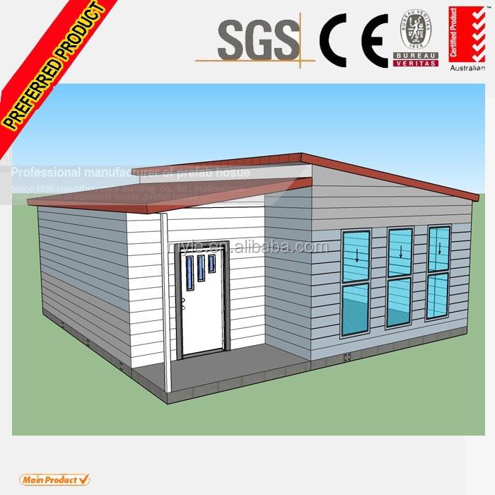 2 chambre 1 salle de bains cuisine maison modulaire pr fabriqu e kits maisons pr fabriqu es id. Black Bedroom Furniture Sets. Home Design Ideas