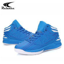 Custom high neck sports basketball shoes for men