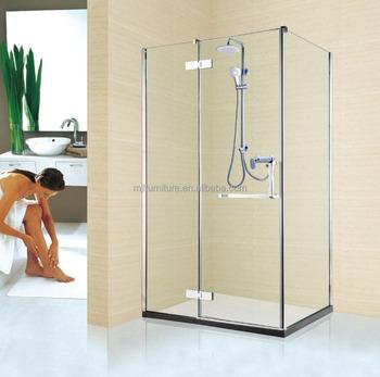 Fabriek Direct Selling Eenvoudige Glazen Schuifdeur Badkamer Luxe ...
