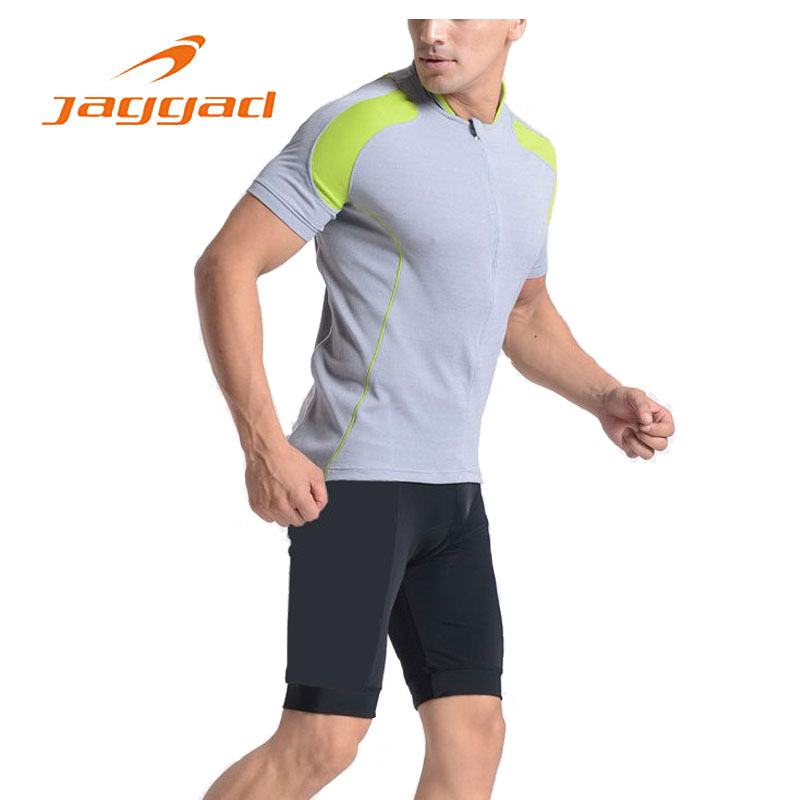 Jaggad Factory Customed Mens Cycling Shirts Jerseys MTB Short sleeve Jersey Outdoor Road Riding Jersey