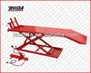 CE 1500Lbs Motorcycle Maintenance Scissor Lift Tools Manual Motorcycle Lift Ramp Stand Jack