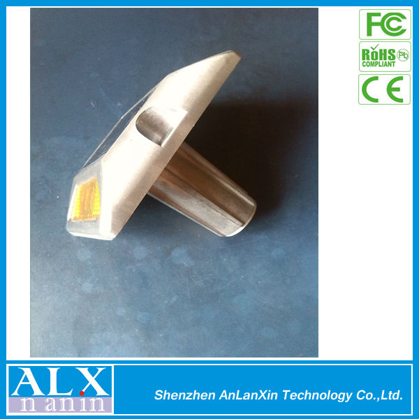 CE Approved Real Reflector Aluminum LED Solar Powered led road stud