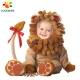 Baby's animal Lil' Lion Costume,Cute baby lion costume