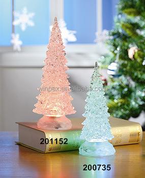 swirling glittering led christmas tree light led color changing christmas tree light - Led Christmas Tree Lights That Change Colors