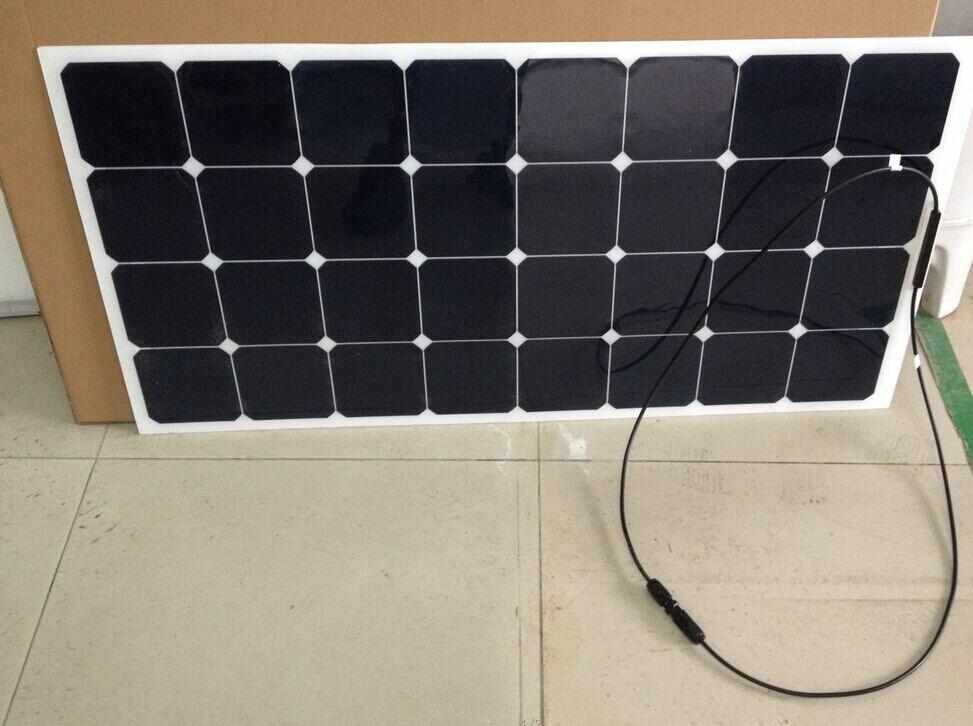 Pannello Solare Per Uso Domestico : Voli china pannelli solari sunpower semi flessibile mono
