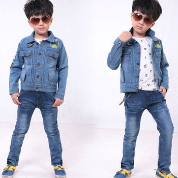 Kinderkleding Jongens.Tb4168 Rental Fashions Kinderen Dragen Kinderkleding Jongens Jean