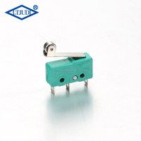 High quality design electric latching micro switch